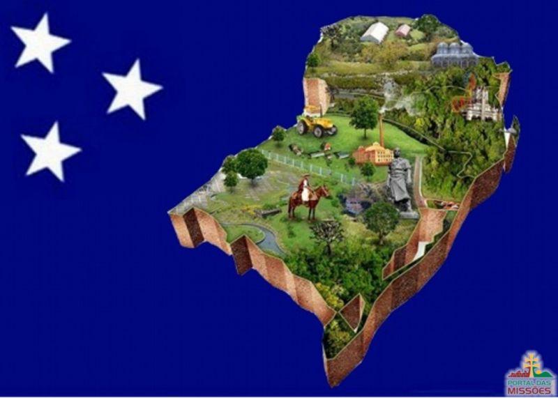 Aparador Madeira Demolição ~ E se o Sul se separasse do Brasil? Notícias Portal das Missões